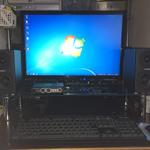 PCのリスニング環境改善 その4(設置してみた)